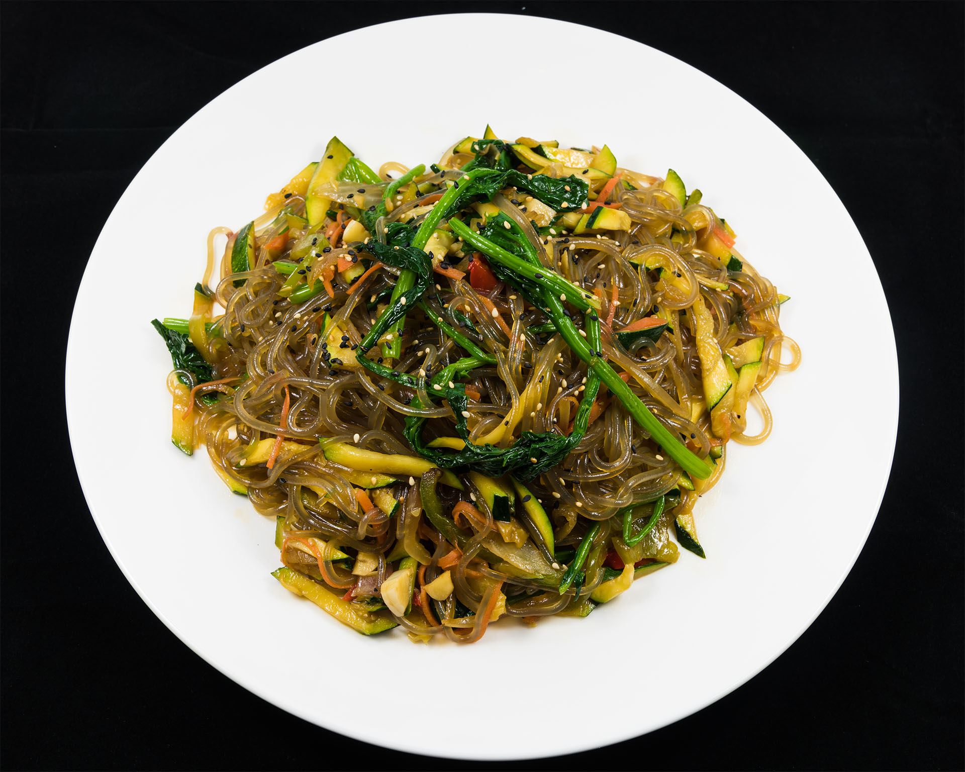 Korean Wave (Japchae)